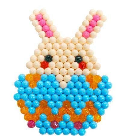 tableau de perles lapin de Pâques