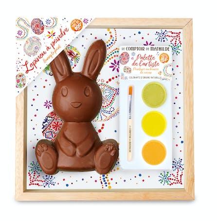 Lapin chocolat de Pâques