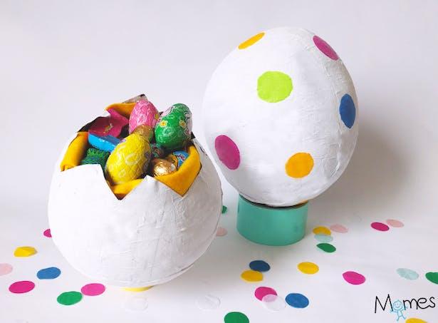 comment faire des oeufs de paques decoratifs