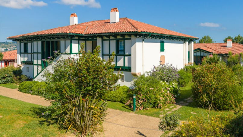 Le village club d'Hendaye - Azureva
