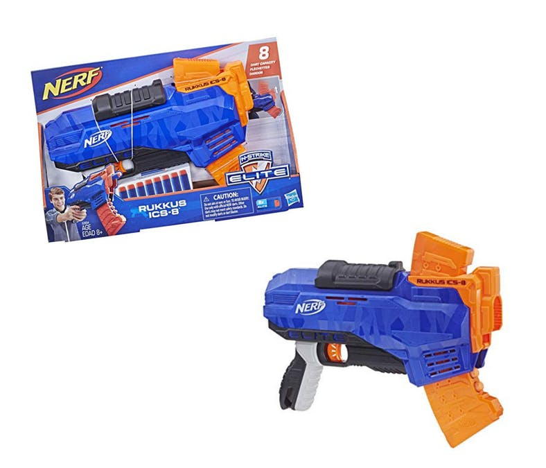 Le Nerf N-Strike Elite - Rukkus ICS-8