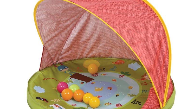 Abribaby, la tente de jardin LUDI