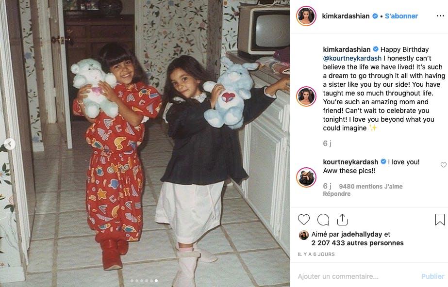 Kim Kardashian et sa soeur Kourteney : dur la déco