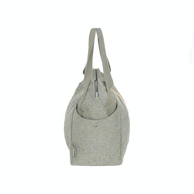 Le Twin Bag bouclé de LASSIG