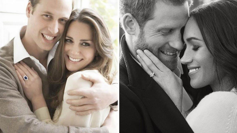 La photo glamour de fiançailles