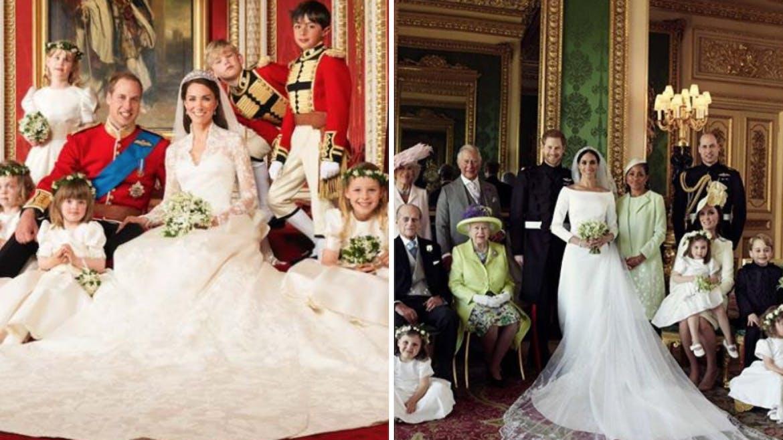 Le photo de mariage officielle