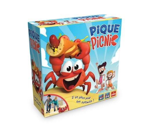 Le jeu Pique-Picnic