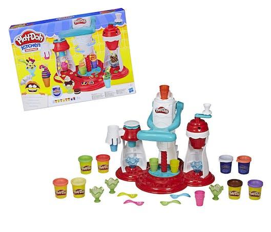 Le Glacier Enchanté Play-Doh
