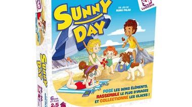 Sunny Day : direction la plage !