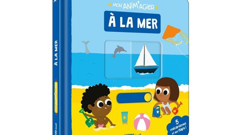 Mon Anim'agier : A la mer