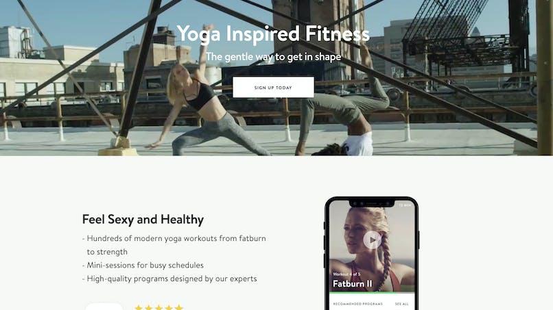 Du yoga intense à volonté