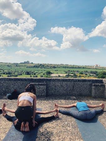 Un voyage yoga