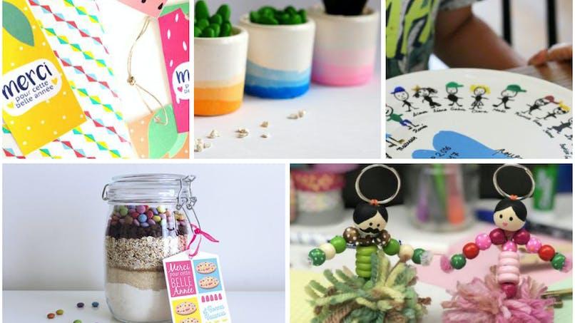 12 idées de cadeaux pour la maîtresse