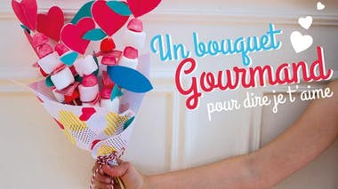 bouquet de bonbon