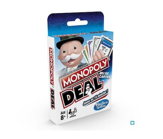Le Monopoly Deal