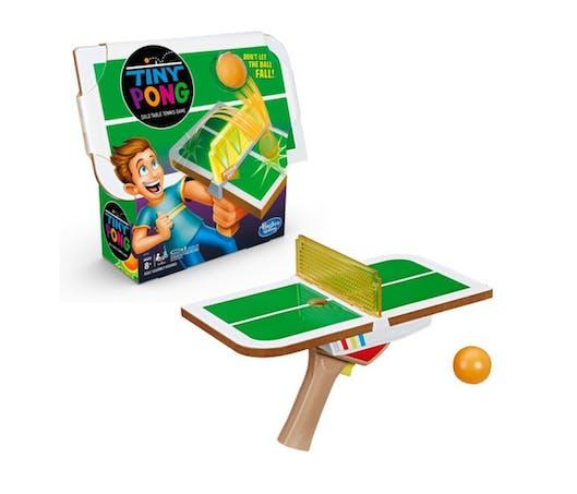 Le jeu Tiny Pong