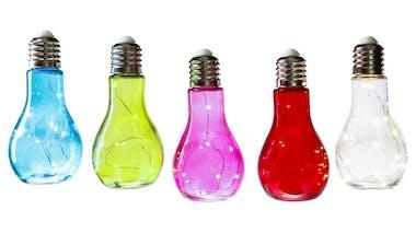 ampoules de couleur
