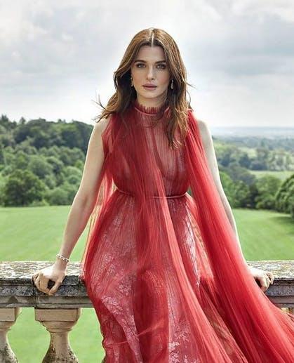 """A 48 ans, Rachel Weisz a donné naissance à son deuxième enfant, son premier avec Daniel """"007"""" Craig"""
