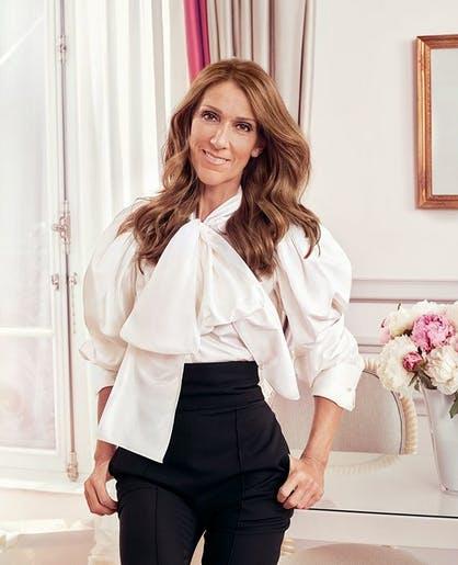 Céline Dion a mis au monde des jumeaux, Nelson et Eddy, à l'âge de 42 ans.