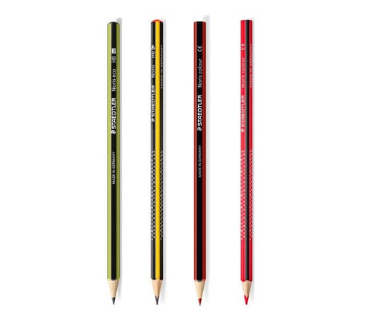 La gamme de crayons Noris