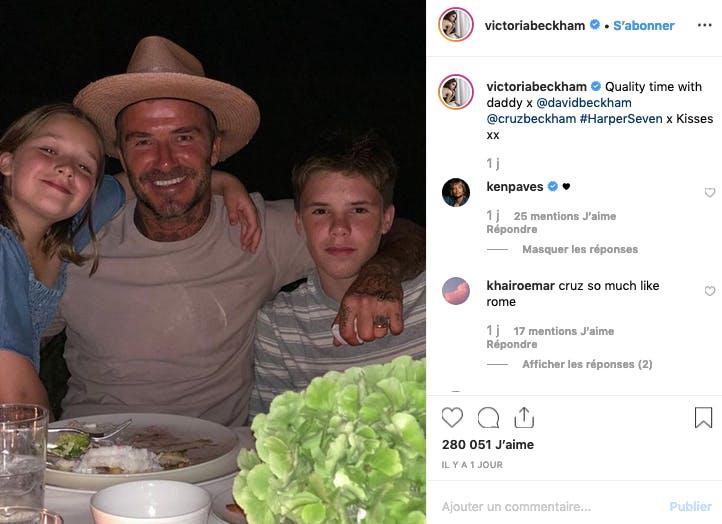 Vacances en Italie pour les Beckham
