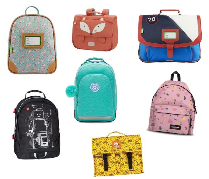 vente chaude en ligne a0ca2 473dc 15 cartables et sacs-à-dos pour une rentrée en maternelle ...