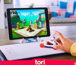La Pack explorateur Tori™, révolutionne ton jeu !