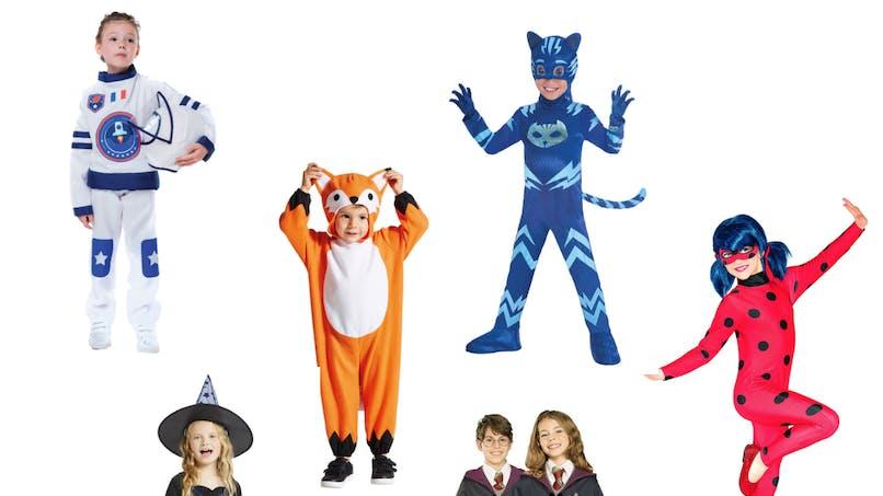 Halloween : quel déguisement pour bébé et les enfants ?