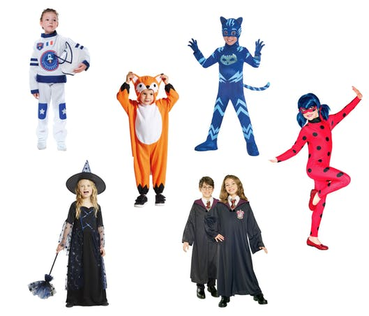 Le top des déguisements pour Halloween 2019