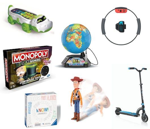 Les jouets High-Tech 2019