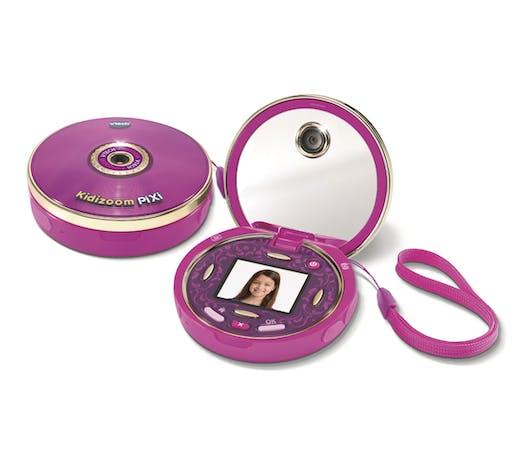 Kidizoom Pixi, l'appareil-photo en forme de poudrier