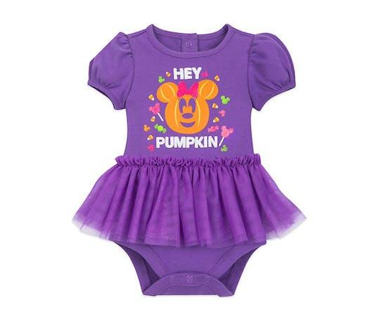 Bébé - Le body Halloween Minnie