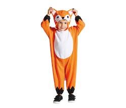 Le déguisement de renard