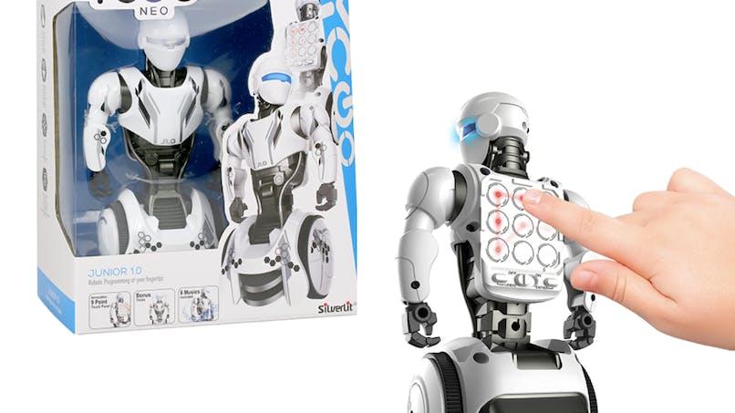 Le robot programmable Junior 0.1
