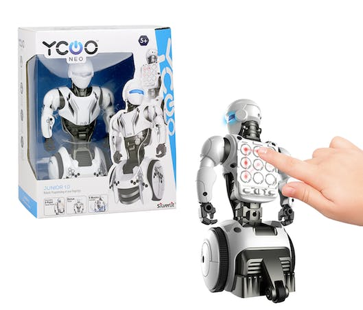 Le robot programmable Junior 0.1