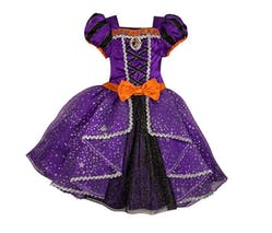 Fille - La robe Minnie Sorcière