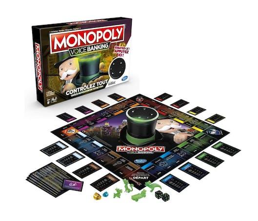Le Monopoly Voice banking