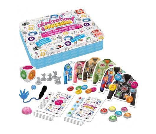Génération souvenirs, le jeu des enfants nés avant les années