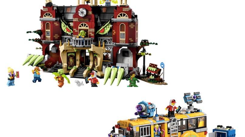 Lego Hidden Side : le jeu qui associe les briques LEGO à la réalité augmentée