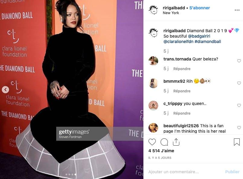 Rihanna enceinte ou pas enceinte ? Le débat a fait rage cette semaine