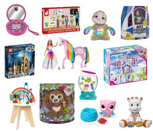 Le top 30 des jouets pour Noël 2019