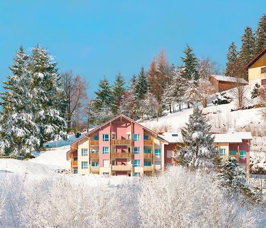 Le village-club Bussang - Massif des Vosges 3*
