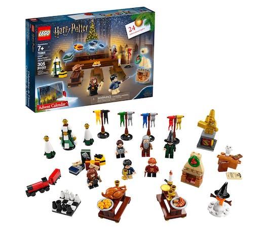 Le calendrier de l'Avent LEGO® Harry Potter