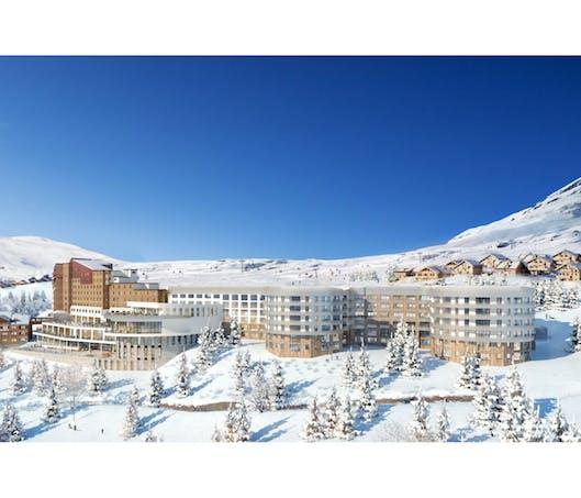 Un séjour au ski tout compris au Club Med Alpe-d'Huez