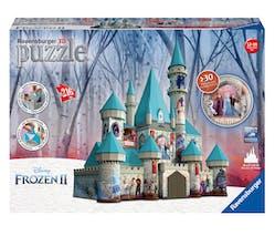 Le puzzle 3D du château d'Arendelle