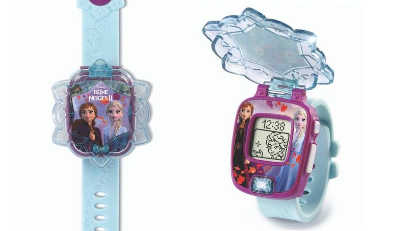 La montre interactive d'Elsa