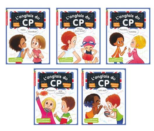 L'anglais du CP