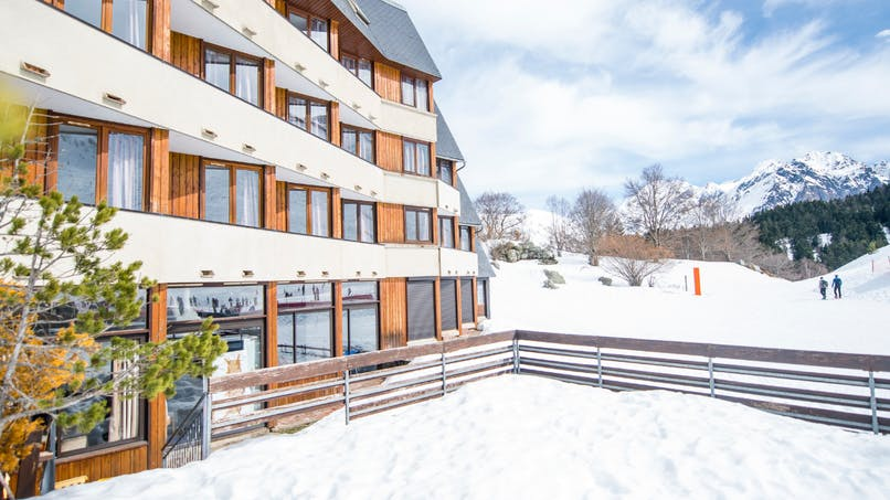 Le Village-Club du Soleil de Val Louron : destination spéciale Premières glisses
