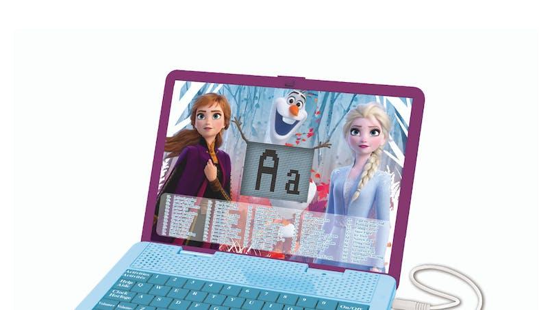 """L'ordinateur éducatif bilingue """"La Reine des Neiges 2"""""""