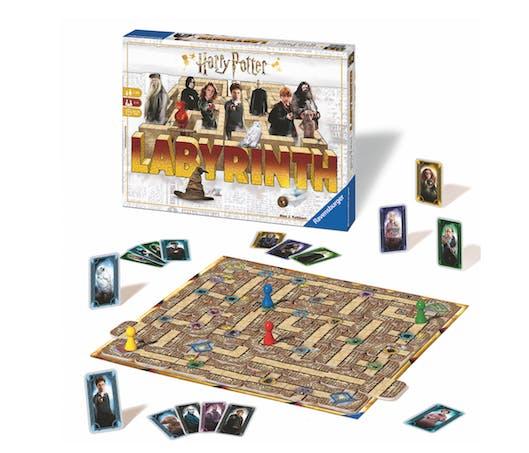 La labyrinthe Harry Potter